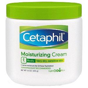 Creme corporal hidratante Cetaphil 453g
