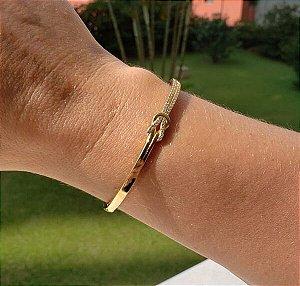 Bracelete Cravejado Nozinho
