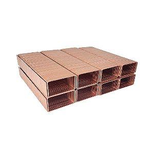 Grampo 35/18 Caixa com 5.000 un para fechar caixa de papelão