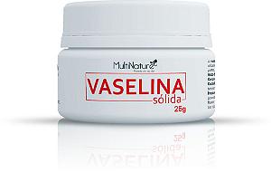 Vaselina Solida 25G Bisnaga