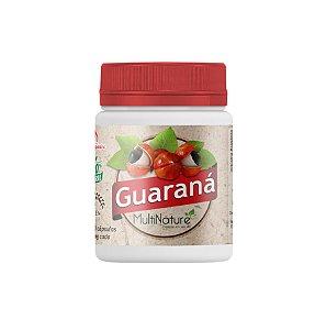 Guarana Caps 50Unds Pote