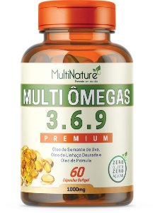 Multiomegas 3.6.9 1G 60Caps Premium