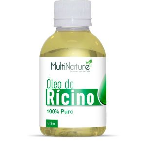 Oleo Ricino 60Ml