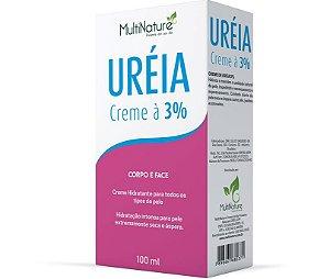 Ureia 3% Creme 100Ml