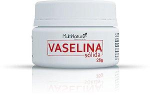 Vaselina Solida 25G Pote