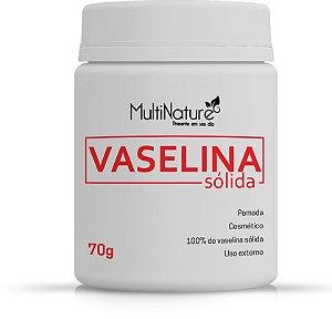 Vaselina Solida 70G Pote