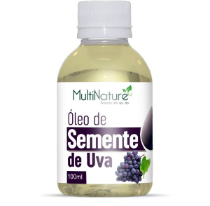 Oleo De Semente de Uva 100Ml