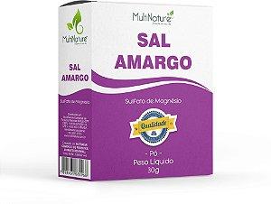 Sal Amargo 30g caixa