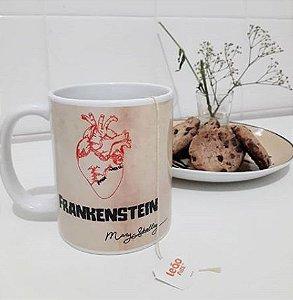 Caneca Literária Frankenstein