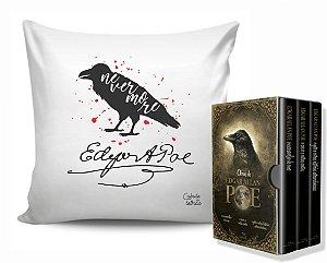 Almofada Literária Allan Poe