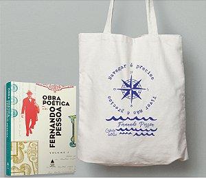 Ecobag Literária Fernando Pessoa
