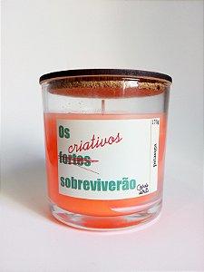 Vela perfumada Pitanga