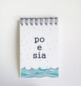 Caderneta Literária Poesia