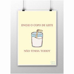 Poster Copo de leite