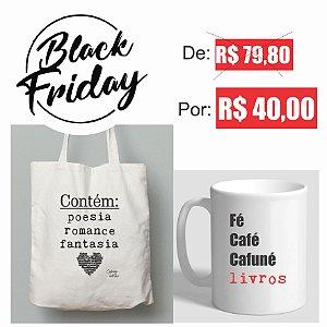 Kit Ecobag e Caneca