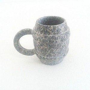 Caneca de Chopp de Pedra Sabão 350 ml
