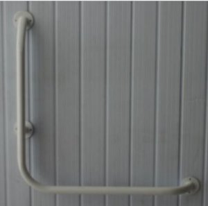 Barra de apoio angular - Aço Carbono