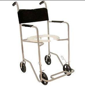 Cadeira de banho POP aço carbono