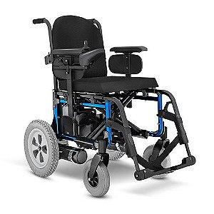 Cadeira de rodas motorizada E5 com encosto Hummel