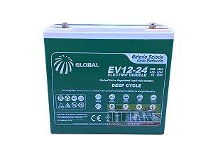 Bateria 12v 24 AH Selada