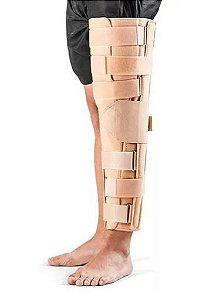 Imobilizador de joelho largo