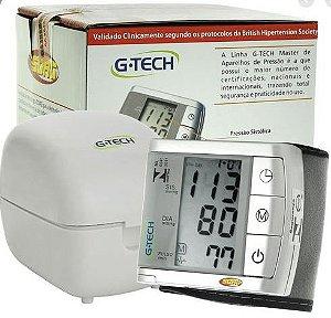 Aparelho de pressão digital automático de pulso G-Tech