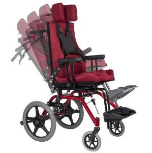 Cadeira de rodas linha postural TPR