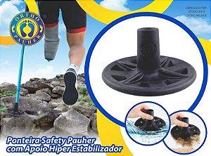 Ponteira Safety Pauher c/ Apoio Hiper Estabilizador