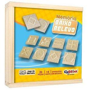 Memória baixo relevo braille