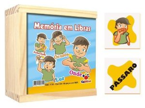 Memória Libras