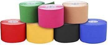 Bandagem (Rolo) Amarelo