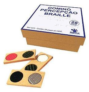 Dominó Percepção Braille
