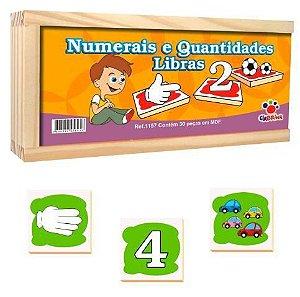 Numerais e Quantidade em Libras