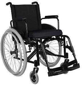 Cadeira de Rodas MA3S  - PRETO - 42 CM