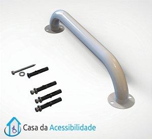 Barra de Apoio para Banheiro - Reta  40 cm Alumínio