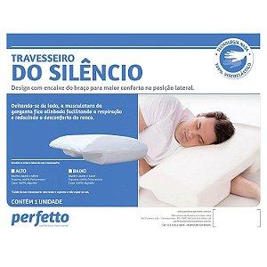 Travesseiro do Silêncio  - BAIXO