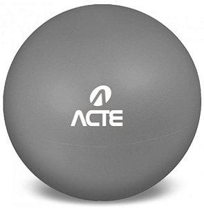 Bola para Exercícios Overball - Cinza