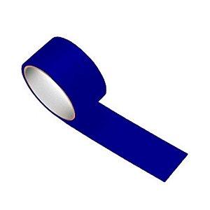 Fita Adesiva Demarcação de Solo - Azul