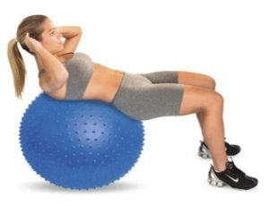 Bola para Exercícios - Massage Ball T9