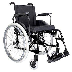 Cadeira de rodas MA3E - tamanho 44 - Preta