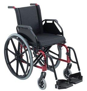 Cadeira de Rodas KE L 48X P 45 X A 45 - Preta