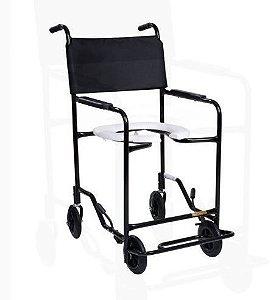 Cadeira de Banho 201 CDS (Apoio para pés fixo)