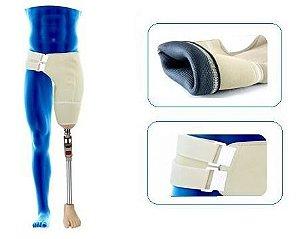 Suporte para Suspensão de Prótese Transfemural - ESQUERDO - M