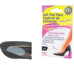 Soft-Pad Para Conforto No Calcanhar Lady Feet - 1018