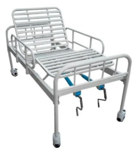 Cama Hospitalar 2 Movimentos DX - Dellamed