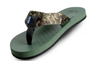 Sandalia Fly Feet  Militar 39/40  masculino