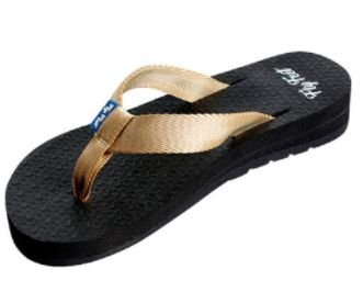 Sandalia Fly Feet Anabella Dubai  39/40 feminino