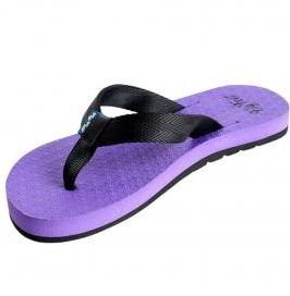 Sandalia Fly Feet violeta feminina 35/36