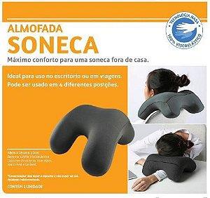 Almofada Soneca - Cor Grafite