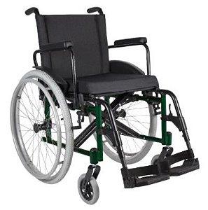 Cadeira de Rodas MA3 - 44 cm - VERDE